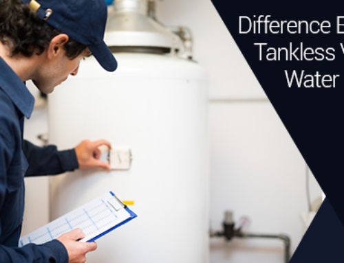 Tankless Vs Tank Water Heaters: What's The Difference?