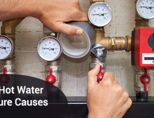 3 Possible Causes Of Low Hot Water Pressure