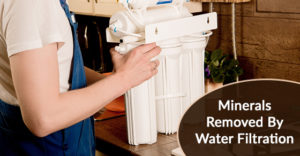 Minerals Removed By Water Filtration