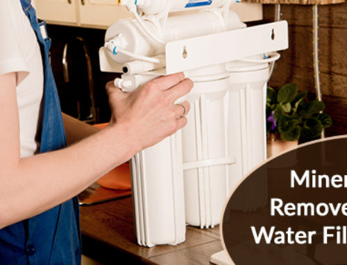 Common Minerals Removed By Water Filtration