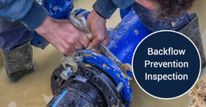 Backflow Prevention Inspection
