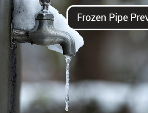 How To Prevent Frozen Pipes This Winter