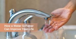 benefits of water softener
