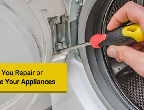 Should You Repair or Replace Your Appliances