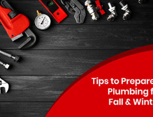 Preparing Your Plumbing for Fall & Winter