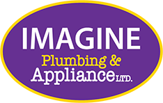IMAGINE Plumbing & Appliance Logo