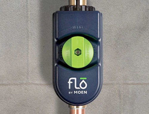 Meet Flo by Moen, the all-in-one security system for your home water.